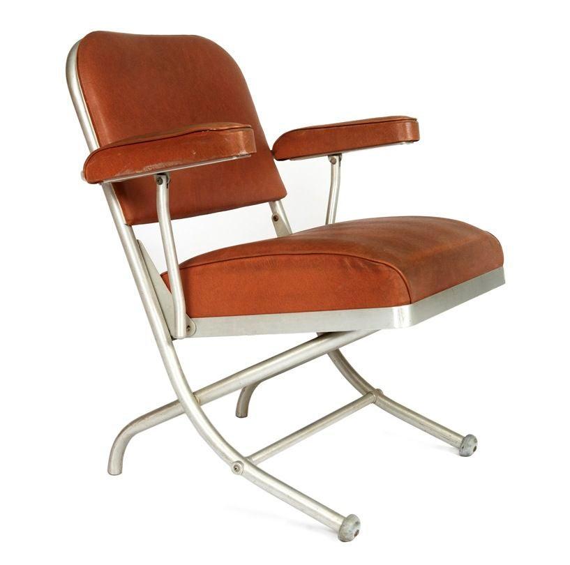 Warren McArthur Folding Chairs 2