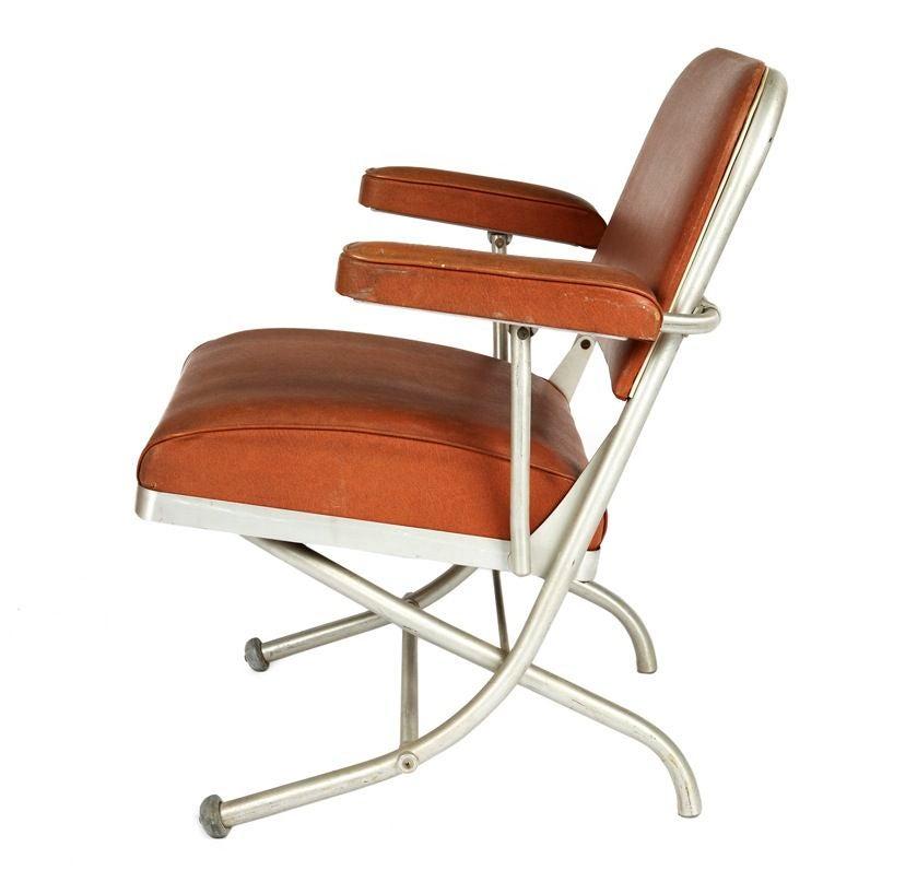 Warren McArthur Folding Chairs 4