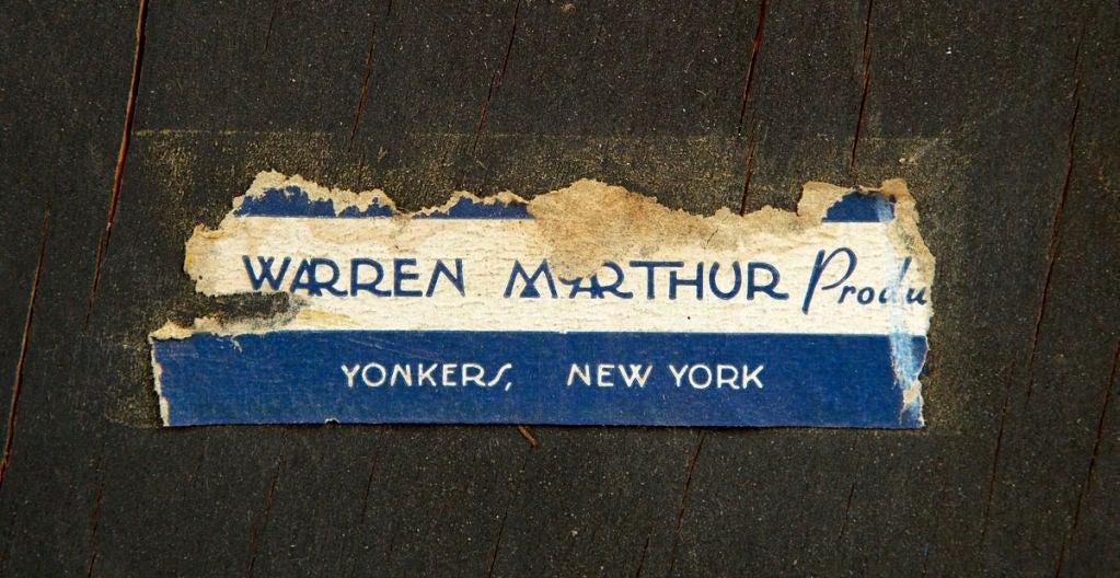 Warren McArthur Folding Chairs 5