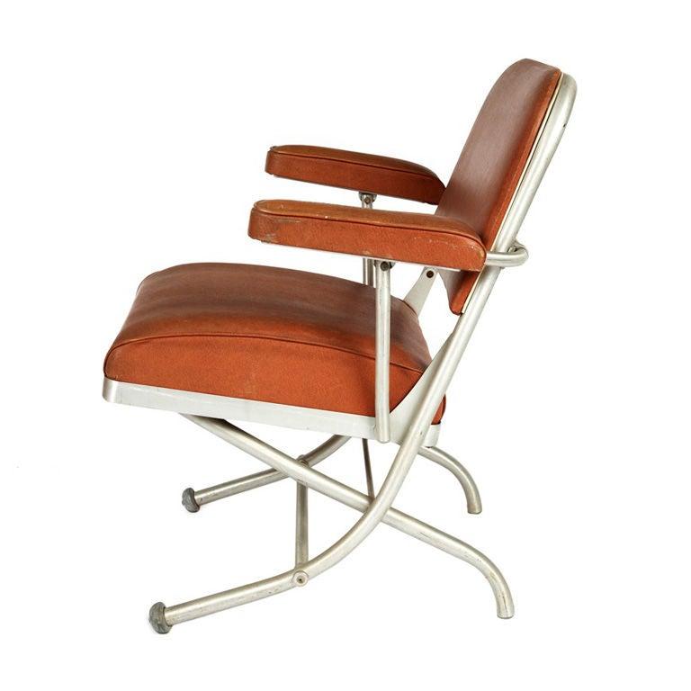 Warren McArthur Folding Chairs 1