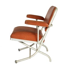 Warren McArthur Folding Chairs