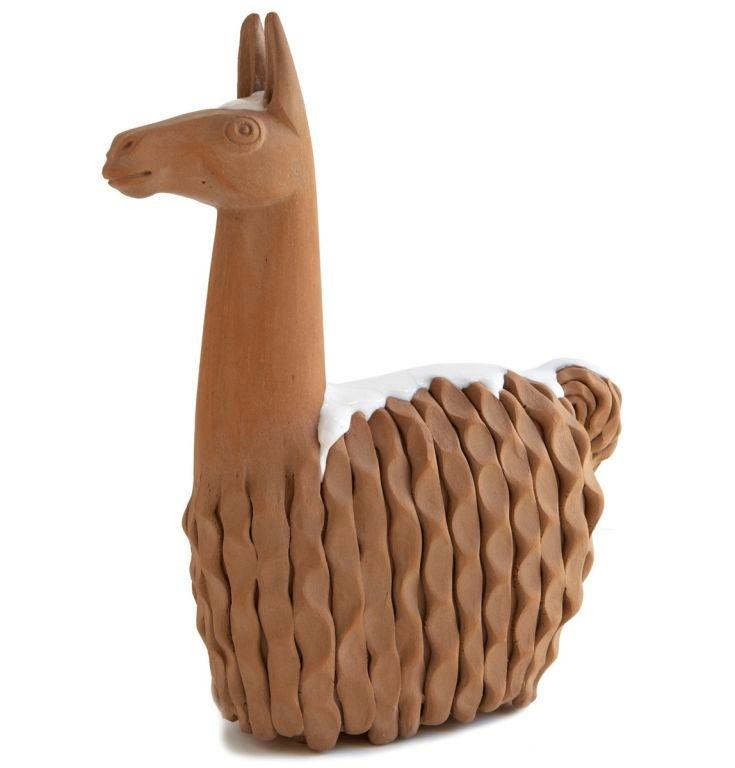 Llama by Barney Reid 2