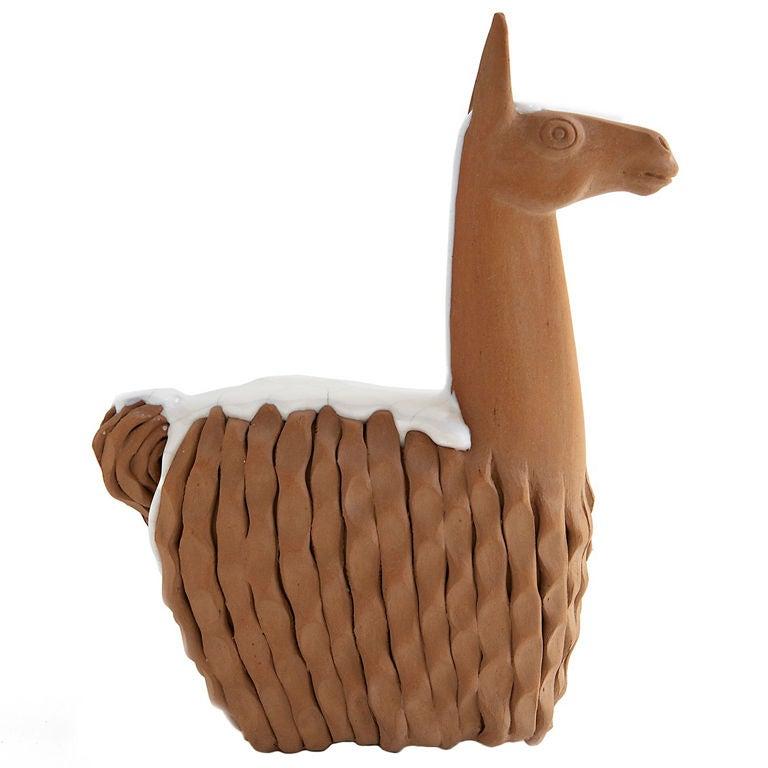 Llama by Barney Reid 1