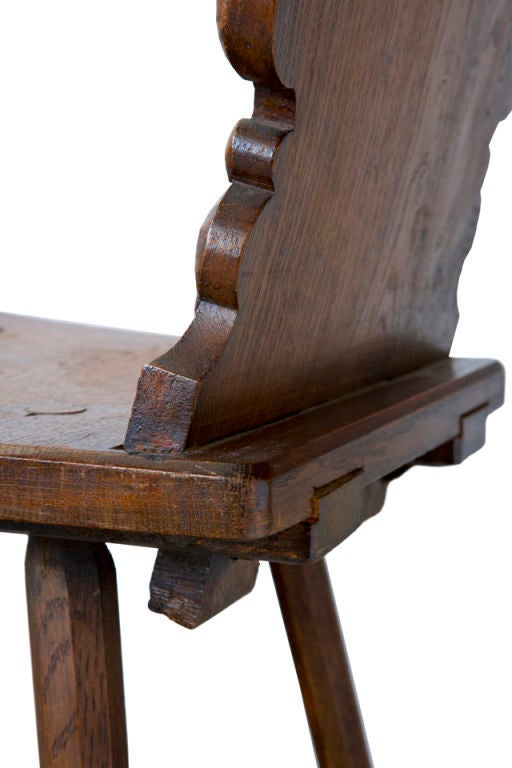 19th Century Swiss Chair For Sale 1