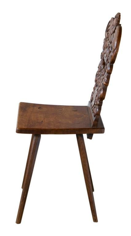 19th Century Swiss Chair For Sale 5