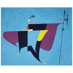 Collection of Modernist Gouaches