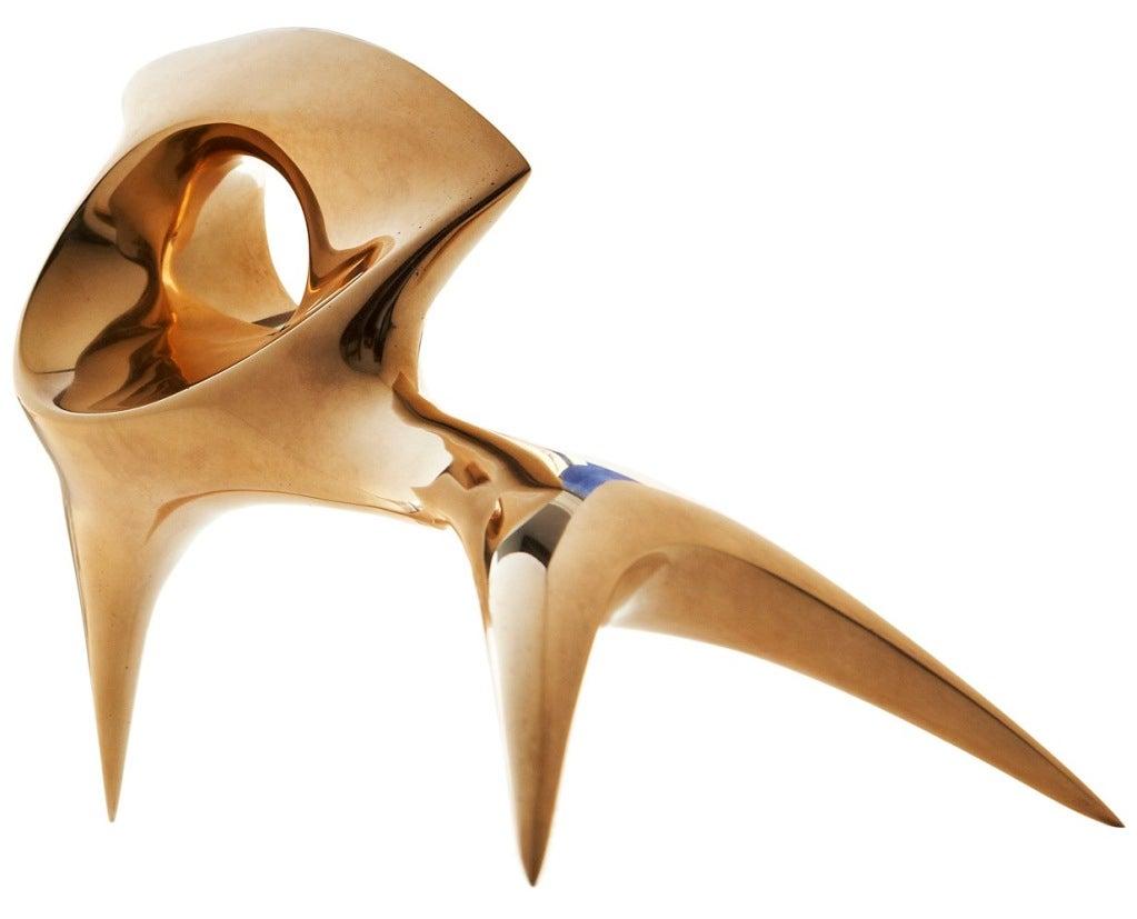 Bronze Sculpture by Antoine Poncet For Sale 1