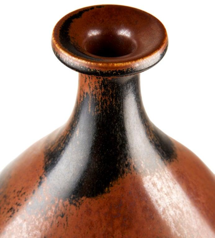 Very Large Bottle-Form Vase by Stig Lindberg 6