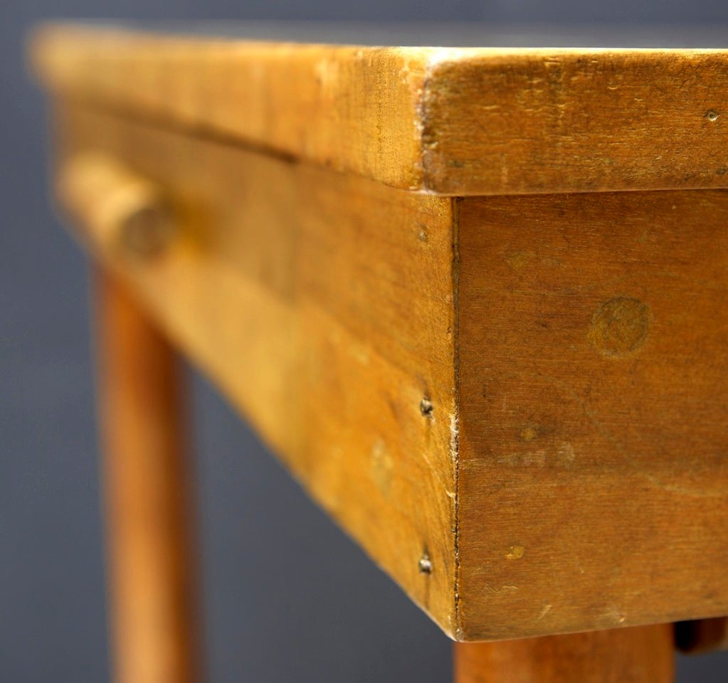 Very Rare Pre War Childs Desk By Charles Eames And Eero