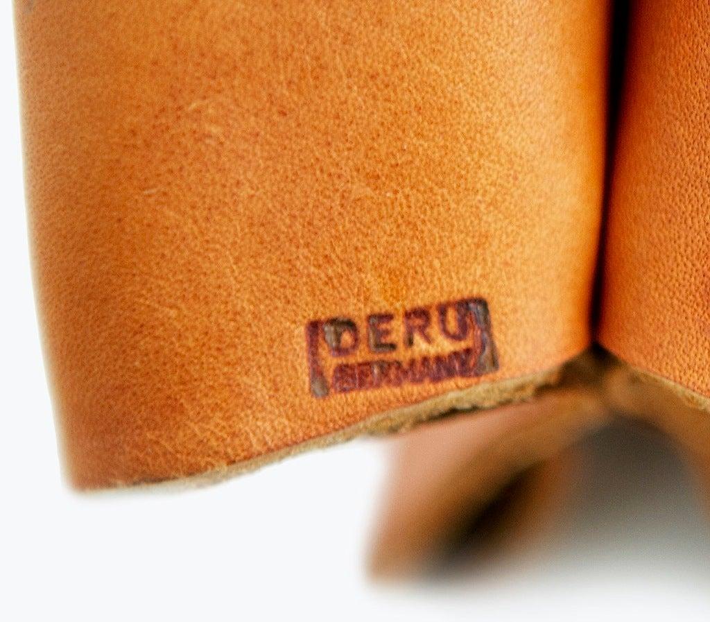 Leather Giraffe by Deru For Sale 1