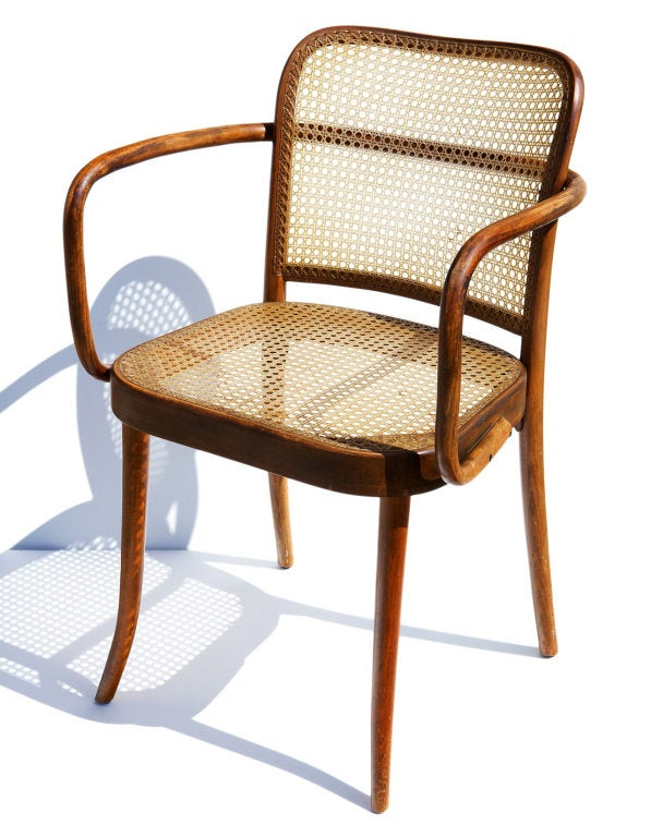 Set Of 12 Prague Dining Chairs By Josef Frank And