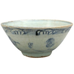 Ming Dynasty Porcelain Bowl