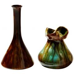 Vases by Christopher Dresser