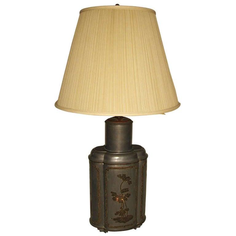 Vintage Frederick Cooper Lamp 43
