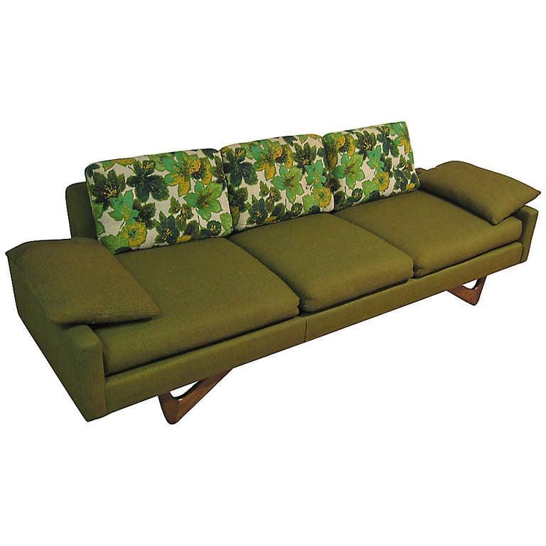 Adrian Pearsall Style Sofa by Danielson-Hanson