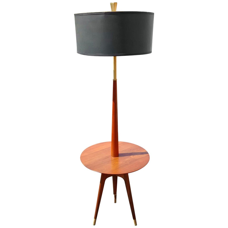 Rembrandt Lamp Table In The Style Of Adrian Pearsall At