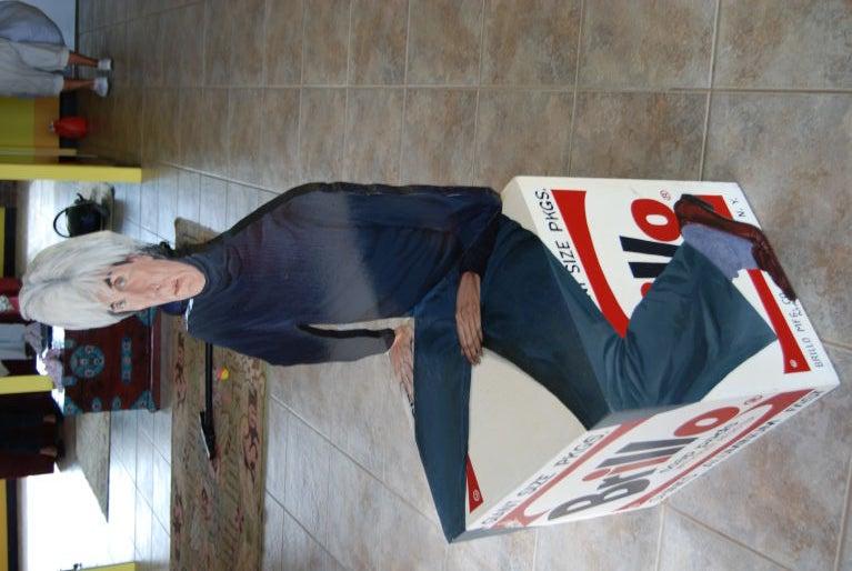 Andy Warhol Brillo Box  Sculpture 4