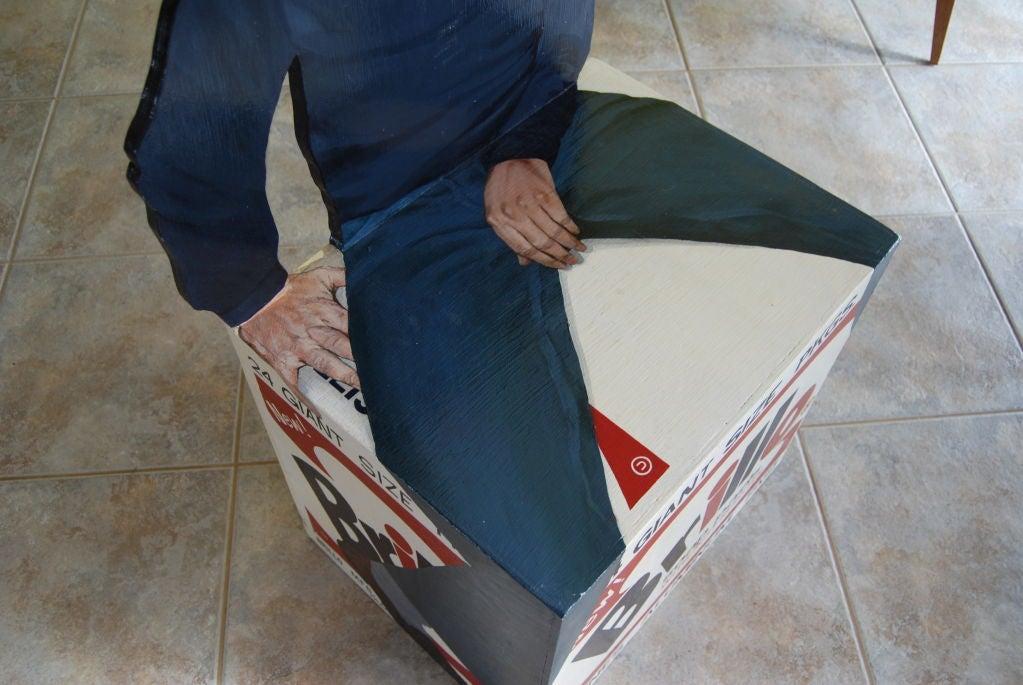 Andy Warhol Brillo Box  Sculpture 5