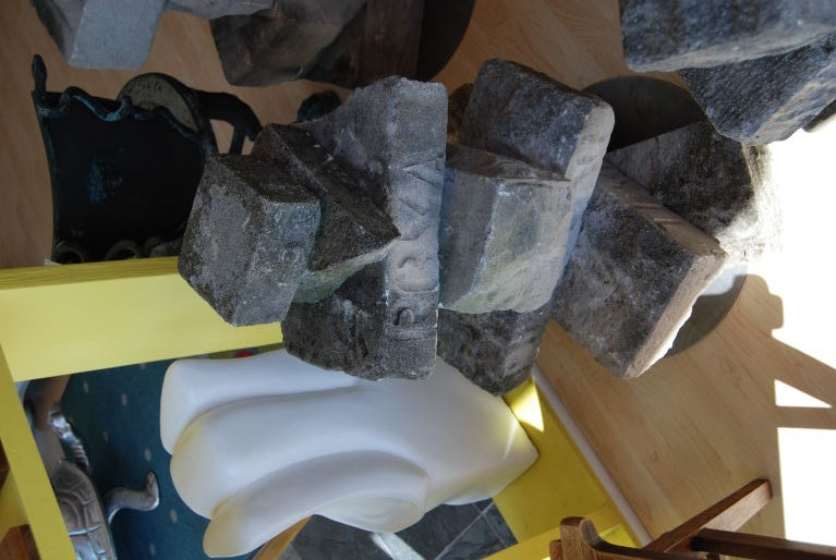 Rob Neilson Stone Sculpture 4