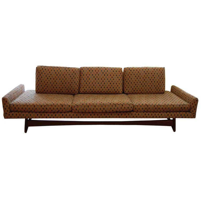 Adrian Pearsall Gondola sofa- Pair Available 1