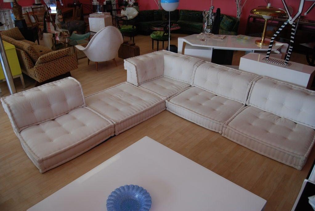 Mah jong sofa by roche bobois at 1stdibs - Mah jong roche bobois ...