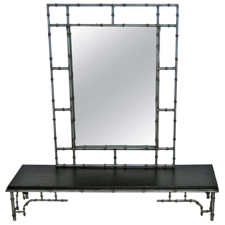 regency mirror and wall mounted console table is no longer available