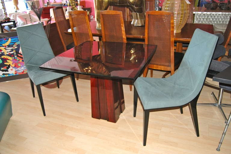 Dining table jackson chairs set