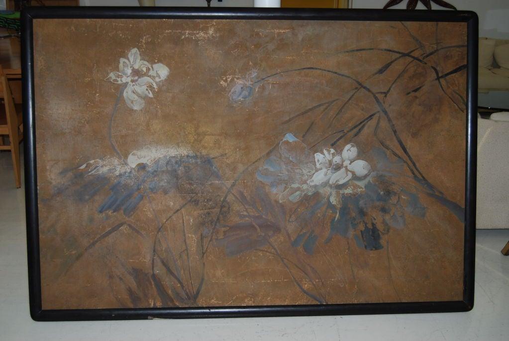 Grand Scale Original Lim Ha Shan Painting 2