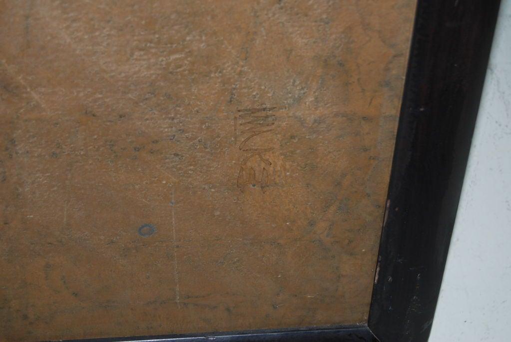 Grand Scale Original Lim Ha Shan Painting 6