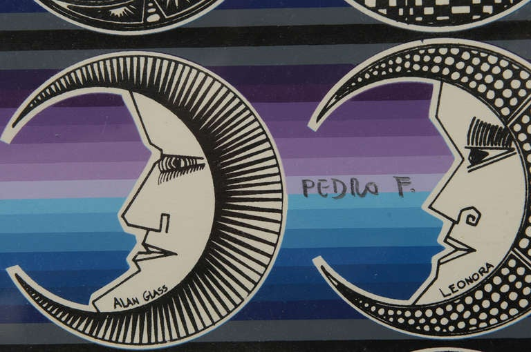 Pedro Friedeberg Double Sided