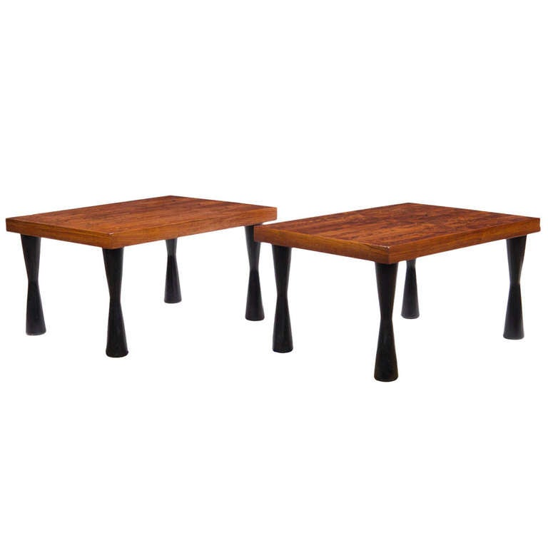 Rosewood End Tables For Sale At 1stdibs