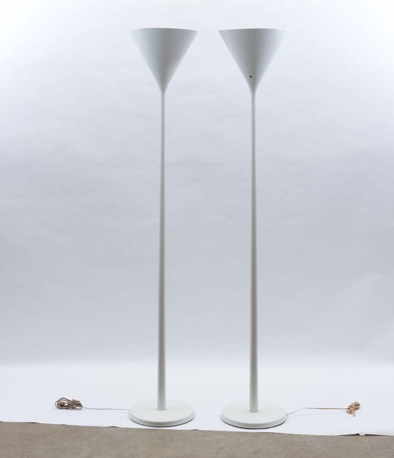 Colored Paper Floor Lamps : Nessen floor lamps at stdibs