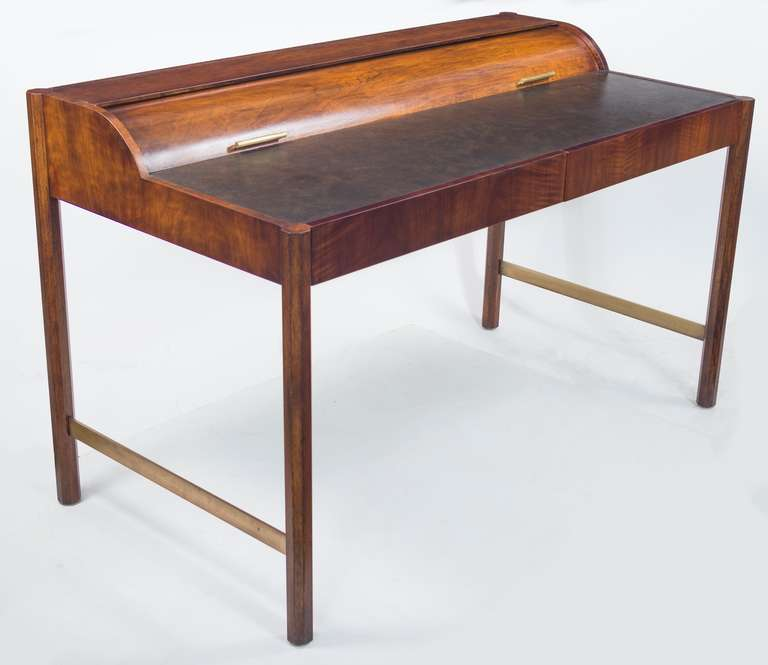 1940 s Signed Hekman Desk at 1stdibs