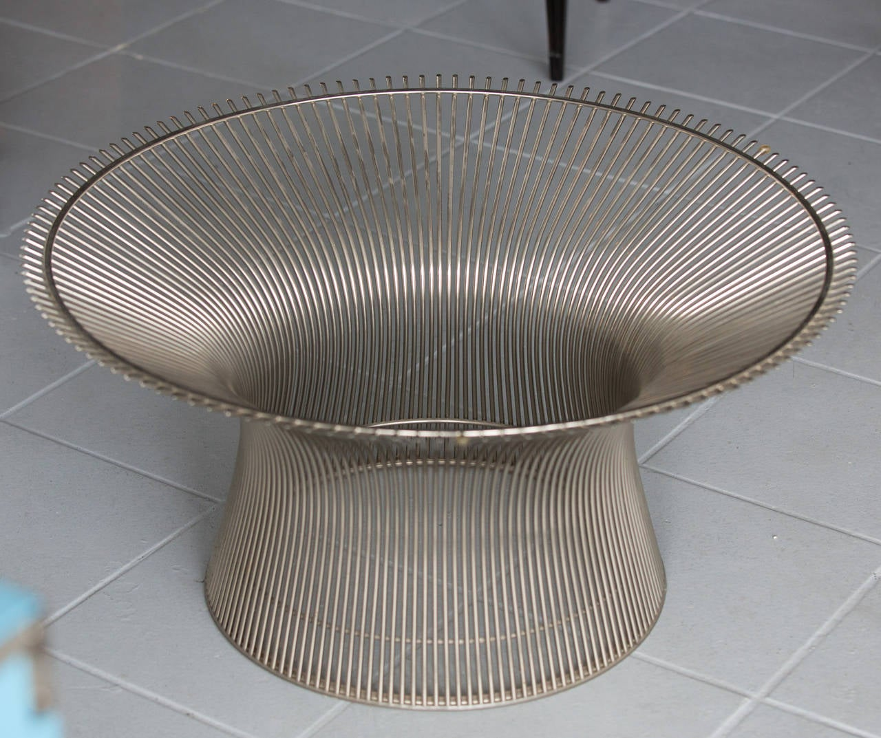 warren platner coffee table for knoll at 1stdibs
