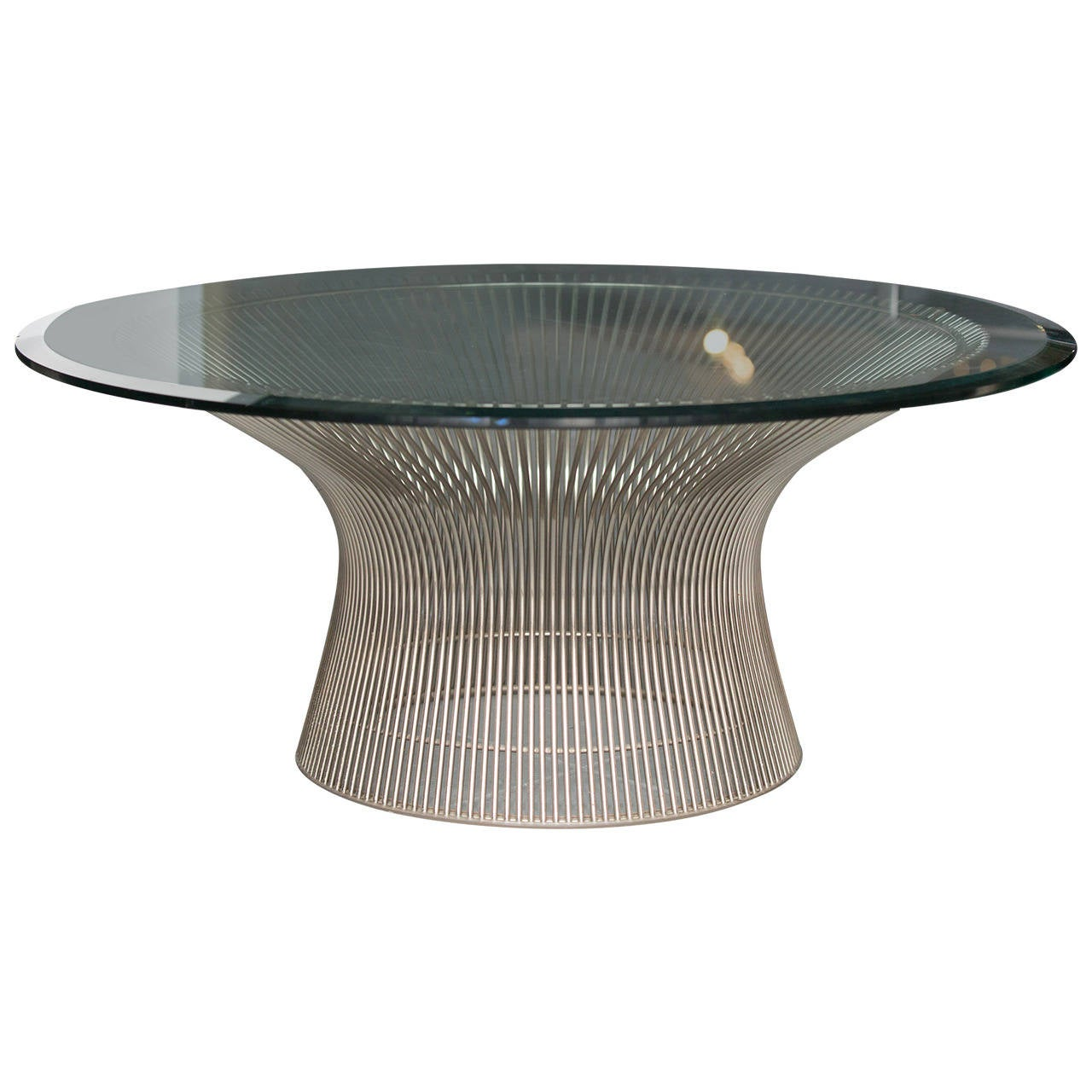 Warren platner coffee table for knoll at 1stdibs for Table warren platner