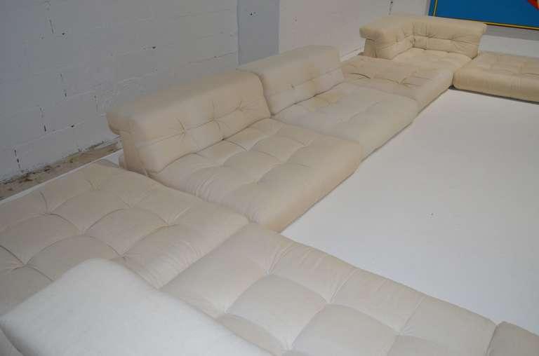 mah jong modular seating by roche bobois at 1stdibs. Black Bedroom Furniture Sets. Home Design Ideas