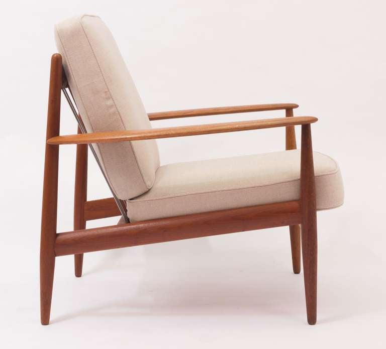 1960 S Arm Chairs By Grete Jalk At 1stdibs