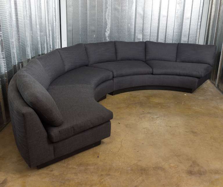 1000 images about curved sectional sofa on pinterest for Sofa bed 8101