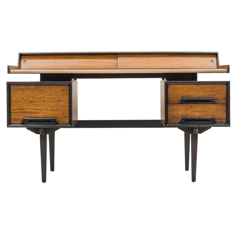 1960 S Floating Desk By Milo Baughman For Drexel At 1stdibs