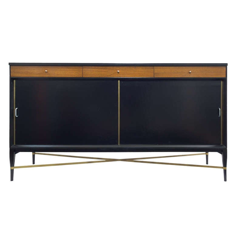 1950 39 s credenza by paul mccobb for the calvin group at 1stdibs for 1950 s credenza