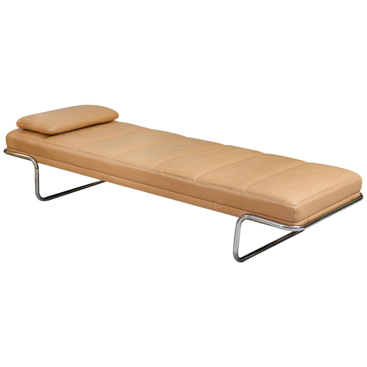 Brayton leather daybed at 1stdibs for Sofa bed 8101