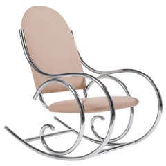 Tubular Chrome Rocker (pair available)