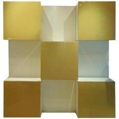 Roberto Monsani for Acerbis International Life Collection Storage Wall Unit