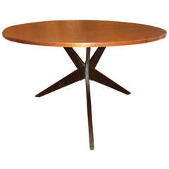 Hans Bellmann Popsicle Dining Table
