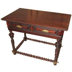 18th century Portugese Side Table