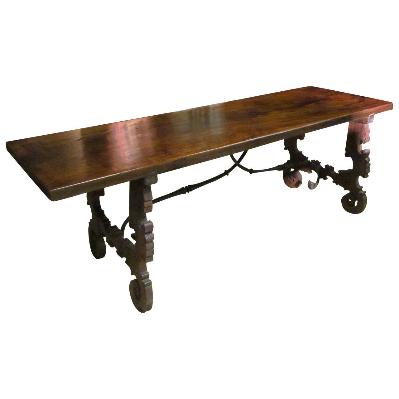 Fratino tavolo console table italy 18th century at 1stdibs for Console tavolo