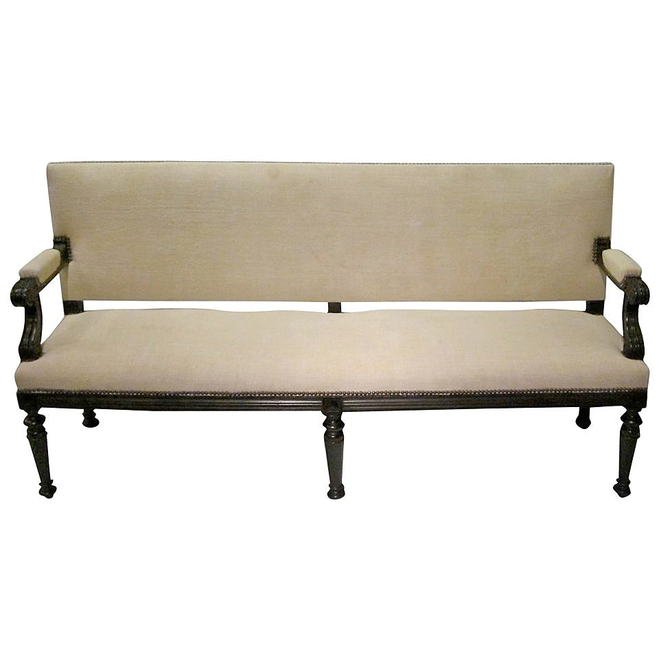 French Napoleon Iii Bench At 1stdibs