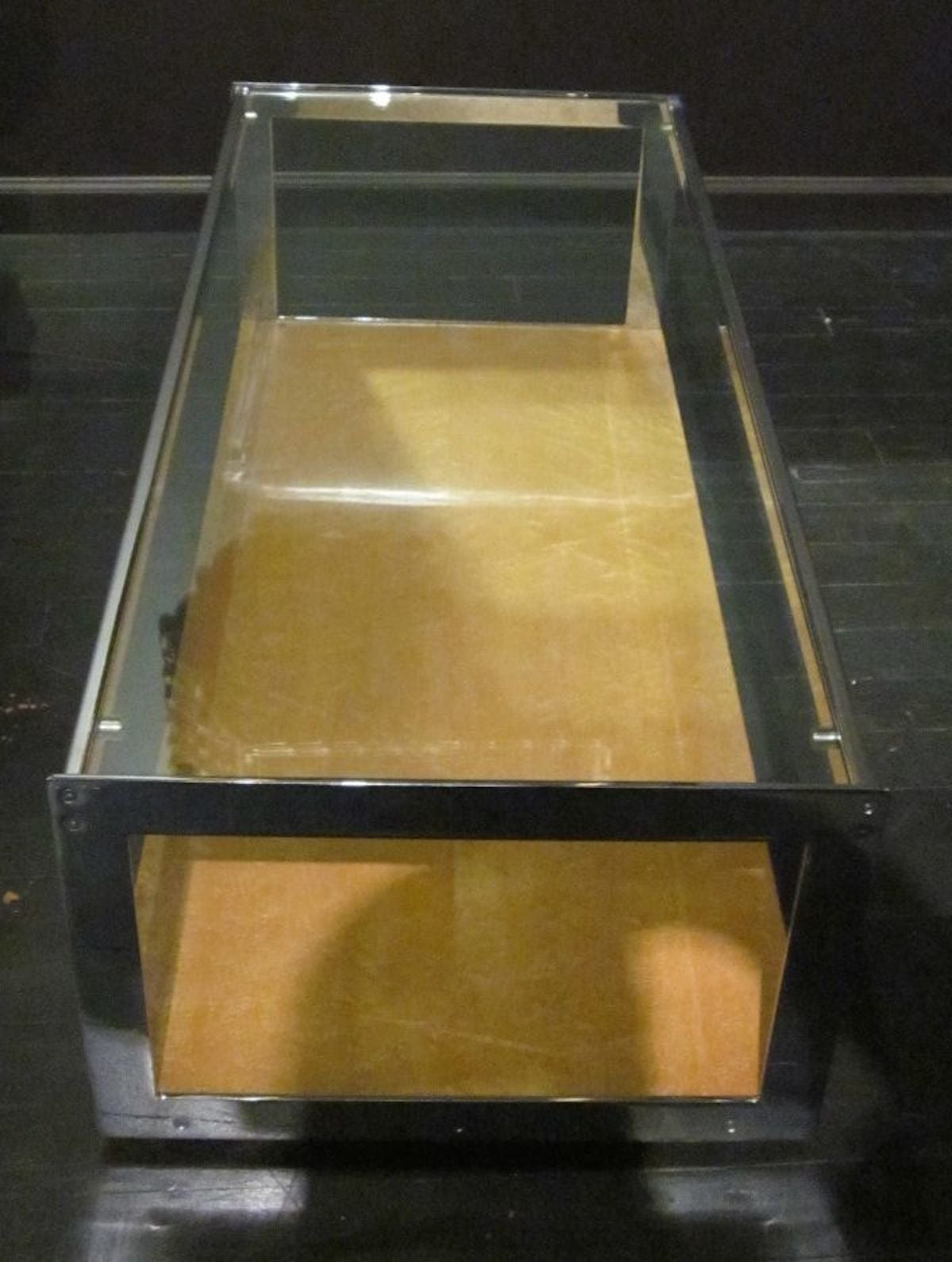 1970s Two-Tier Coffee Table Attributed to Merrow Associates, England 6
