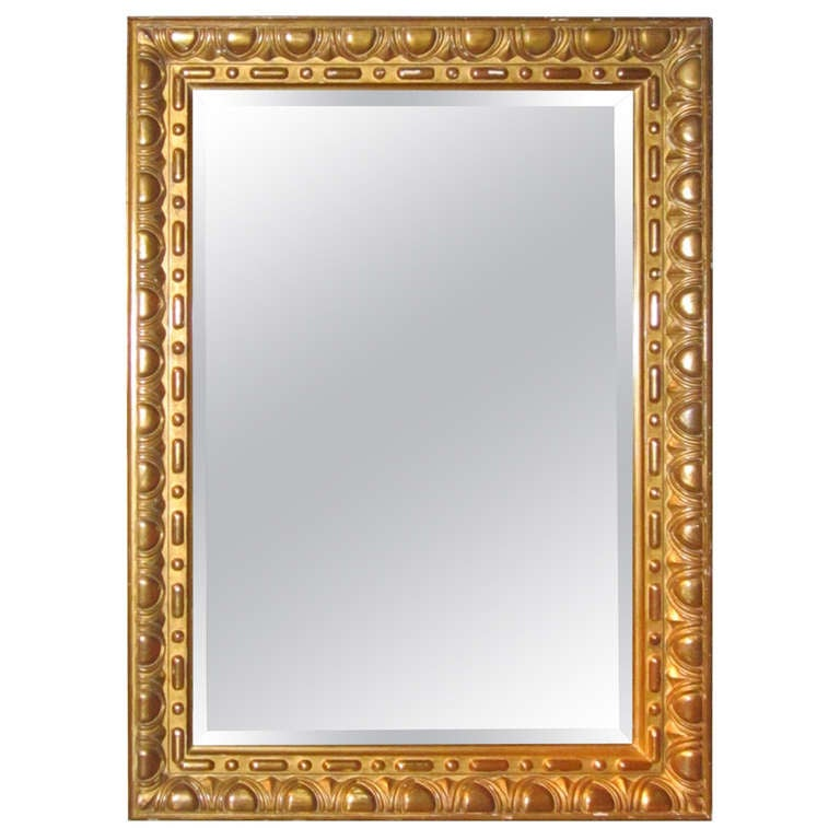 929824 for Big gold mirror