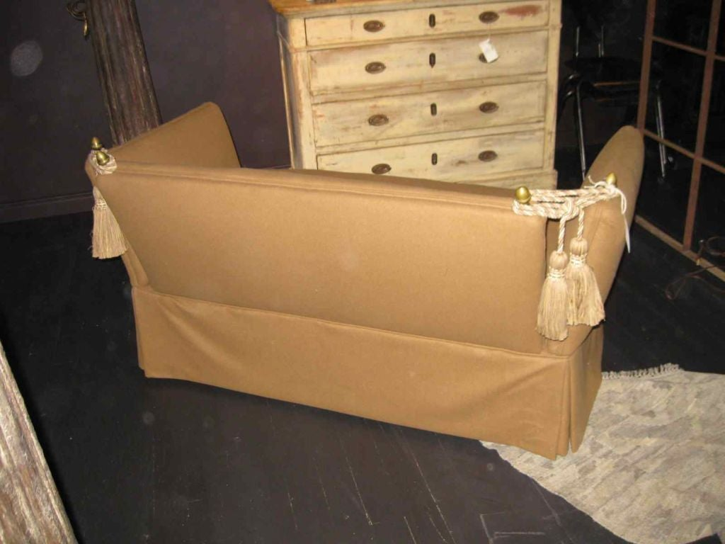 1920's French Settee For Sale 5